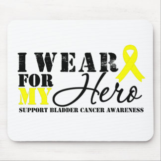 Bladder Cancer Hero Mouse Pad