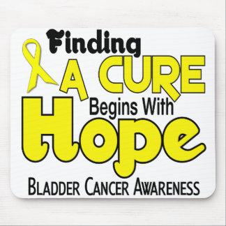Bladder Cancer HOPE 5 Mouse Pad