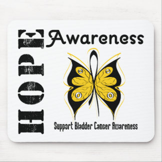 Bladder Cancer Hope Awareness Mouse Pad