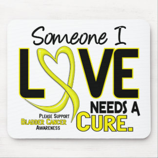 Bladder Cancer NEEDS A CURE 2 Mouse Pad