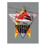 Blade Ranger Chopper Captain