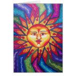 Bladed Sun Cards