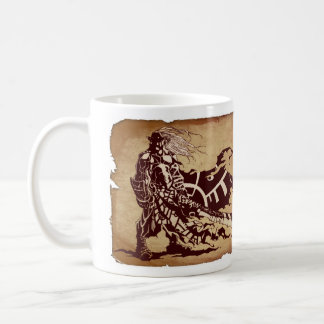 Blademaster Basic White Mug