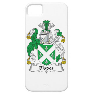 Blades Family Crest iPhone 5 Cases