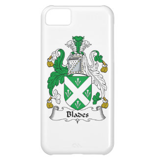 Blades Family Crest iPhone 5C Cases