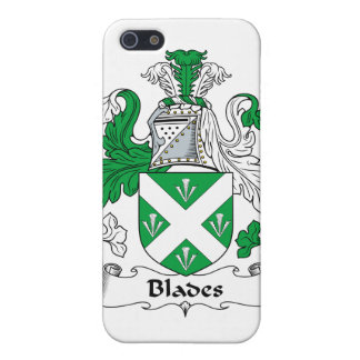 Blades Family Crest Cases For iPhone 5