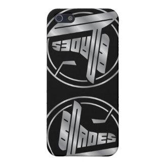 Blades iPhone 5 Cases