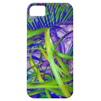 Blades of Grass Abstract Art Photo Phone Case