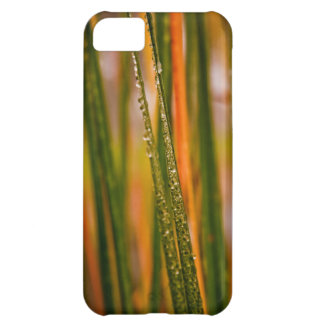Blades of grass cover for iPhone 5C