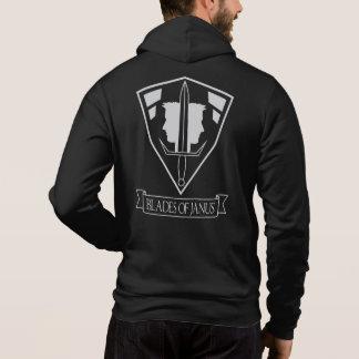 Blades of Janus hoodie