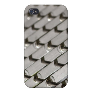 Blades of Steel  iPhone 4 Cover
