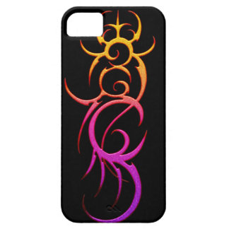 Blades Tatto iPhone 5 ID Barely There iPhone 5 Cover
