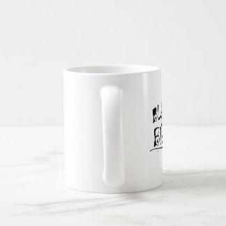 blah blah blah blah coffee mug
