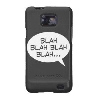 Blah blah blah blah... galaxy SII case