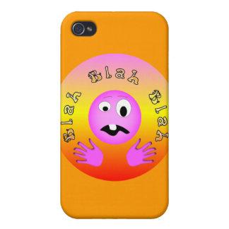 Blah Iphone Case iPhone 4 Case