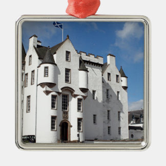 Blair Castle, Scotland, United Kingdom Christmas Ornament