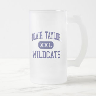 Blair Taylor Wildcats Middle Taylor Mug