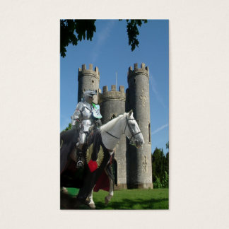 Blaise castle's Knight Business Card