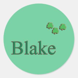Blake Family Stickers