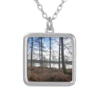 Blakemere Moss in Delamere Forest Custom Necklace