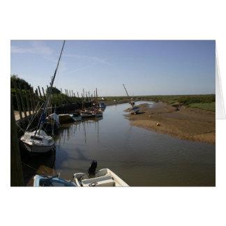 Blakeney, Norfolk Greeting Card