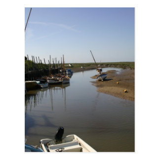 Blakeney, Norfolk Postcard