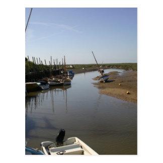 Blakeney, Norfolk Postcard