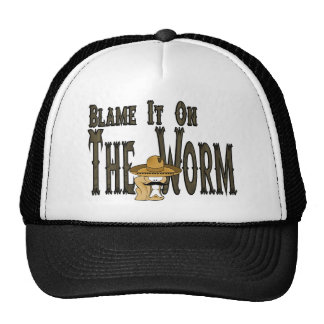 Blame It On The Worm Cap