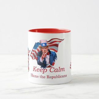 Blame the Republicans Mug
