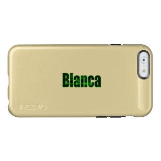 Blanca Gold Finish iPhone cover Incipio Feather® Shine iPhone 6 Case
