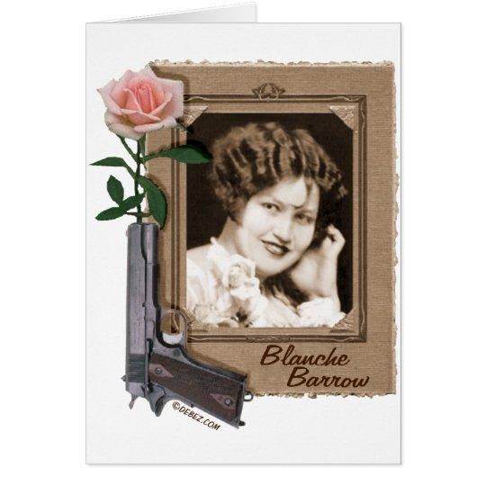 Blanche Barrow Greeting Card