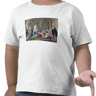 Blanche de Castille (1185-1252) Breaks up the Pris T Shirts