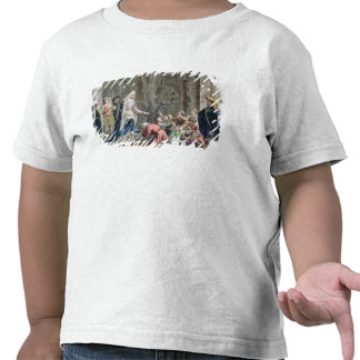 Blanche de Castille (1185-1252) Breaks up the Pris T Shirt
