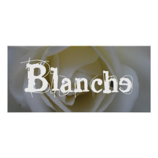 Blanche Posters