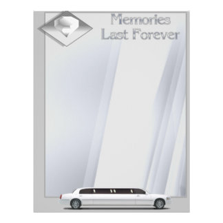 Blank Album Pages For all your Wedding Memories Custom Flyer