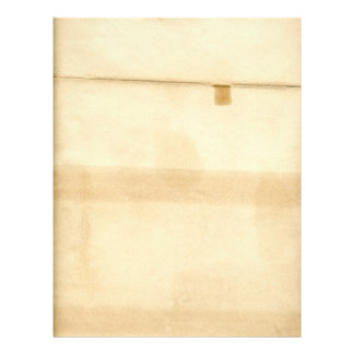 Blank Antique Distressed Stained Paper 21.5 Cm X 28 Cm Flyer