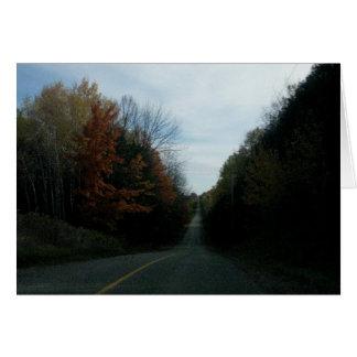 Blank_Autumn Wide Lane Card