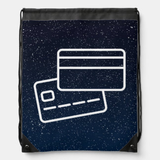 Blank Cards Pictograph Backpacks