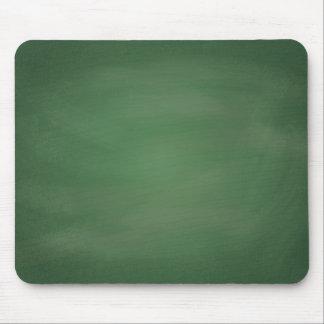 Blank chalk blackboard mousepad