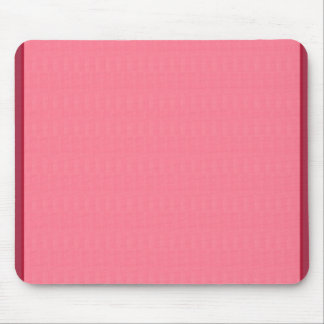 Blank Cream red Texture Template DIY add text imag Mouse Pad