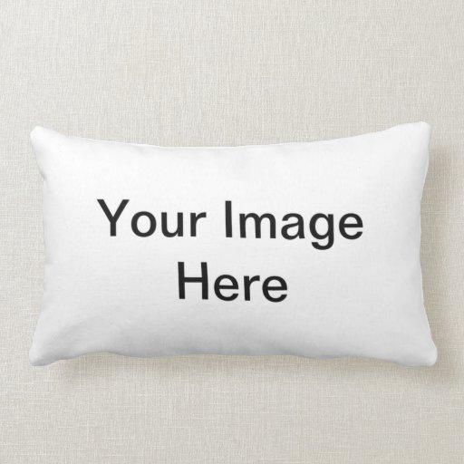 Blank Throw Pillows