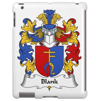 Blank Family Crest