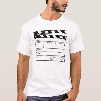 Blank Film Slate T-Shirt