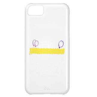 Blank Happy Birthday Banner Case For iPhone 5C
