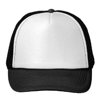 Blank hat template