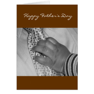 Blank Inside -Happy Father s Day Card