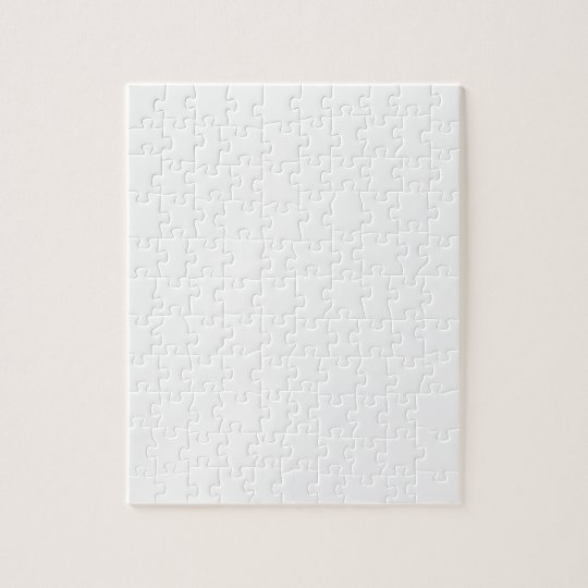 Blank items jigsaw puzzle