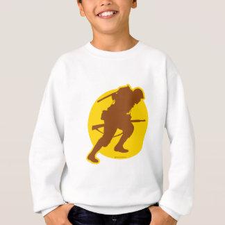 Blank Kid's ScanningWWII.com logo Apparel Sweatshirt
