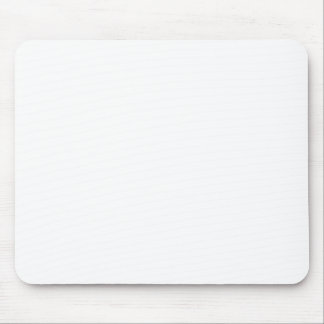 Blank mouse pad template
