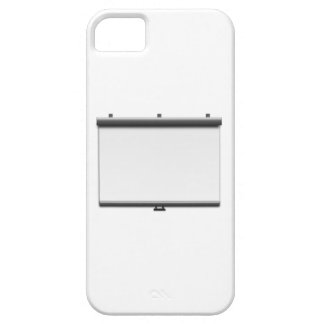 Blank Movie Screen iPhone 5 Cases